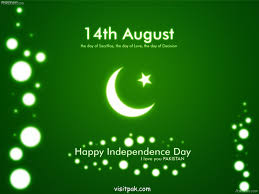 independence day 14 celebration in the