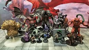 3D <b>Printing</b> D&D's Demon <b>Lords</b> | Morrus' Unofficial Tabletop RPG ...