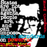 Image result for noam chomsky quotes