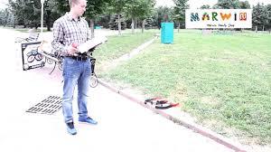 Обзор квадрокоптера <b>Parrot Bebop Drone</b> Red - YouTube