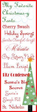 best ideas about christmas fonts fonts my favorite christmas y fonts life is a trip worth taking