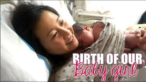 Emotional Live Birth Of Our Baby Girl - YouTube