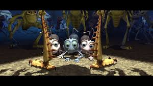 Image result for Bug's life grasshoppers
