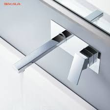 BAKALA Free shipping <b>Bathroom Basin Sink Faucet</b> Wall Mounted ...