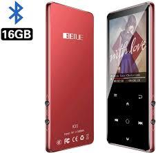 Bluetooth4.2 MP4 Player 16GB <b>Original BENJIE-K11</b> With 2.4Inch ...