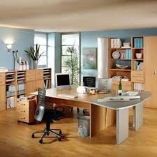 brown themes office interior design charming brown laminated wooden monitor desk wooden reading charming home office light