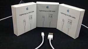 <b>Apple Lightning to USB</b> Cable: First Look - YouTube