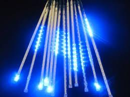 Affordable Dream Drop Lights Set of <b>12</b> Double Sided 14 Blue <b>LED</b> ...