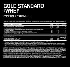 Optimum Nutrition <b>Gold Standard 100</b>% Whey | Optimum Nutrition UK