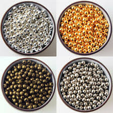 4 - 4.9 mm Size Spacer Beads & Stoppers for sale   eBay