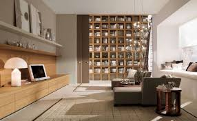 awesome scandinavian bookshelves with brown wooden equipped sliding door and unique white glass umbrella table lamp office awesome office narrow long