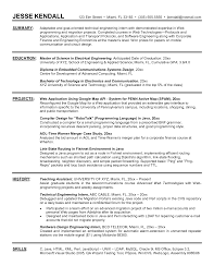 engineering intern resumes template engineering intern resumes