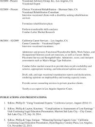 curriculum vitae phillip d sidlow m s crc ncc f abve pdf rehabilitation services formulate rehabilitation plans perform transferable skills analyses conduct labor market research 06 2004
