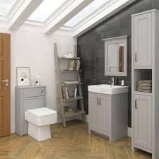 Chatsworth <b>3 Piece</b> Traditional <b>Bathroom</b> Suite | Victorian Plumbing