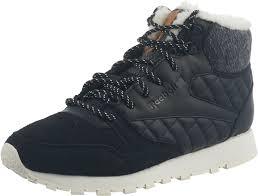 <b>Ботинки</b> женские <b>Reebok</b> Cl Lthr Arctic Boot, цвет: черный ...