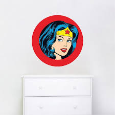 <b>Wonder Woman Wall</b> Decal in 2019 | <b>Wall</b> art designs, <b>Modern wall</b> ...