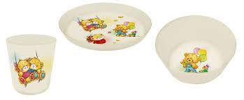 <b>Набор детской</b> посуды <b>Little Angel</b>, от 6 до 36 месяцев - купить по ...
