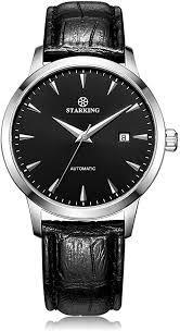 STARKING Top Brand Luxury Automatic <b>Mens</b> Wrist Watch AM0184 ...