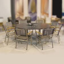 barlow tyrie equinox 71 dining table wlaminate top buy barlow tyrie equinox
