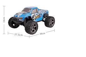WLT-12402 <b>WL</b> Toys <b>Радиоуправляемый монстр</b> Super car 4WD ...