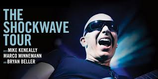 <b>Joe Satriani</b> The <b>Shockwave</b> Tour 2015 | <b>Joe Satriani</b> Universe