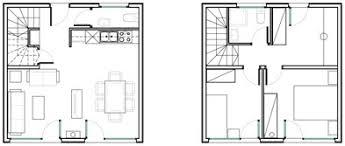ECONOMIC HOME PLANS QUBIC HOUSE CONCEPT m x   HOME PLANS    Economic home plans Qubic House concept m x