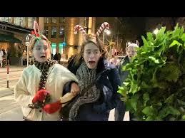 <b>Christmas Girls</b> VS Bushman - YouTube
