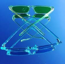 <b>Tinted</b> Rainbow Sunnies Sunglasses Colorful <b>90s</b> Y2k Fashion ...