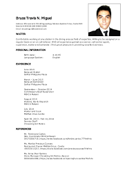 waiter resume examples   wikil what can resume do for you btm resume waiter