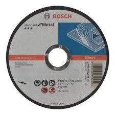 <b>Круг отрезной Bosch</b> 2608603165, по металлу, 125 х 1,6 х 22,23 мм