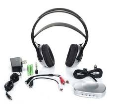 wireless TV headphones reviews