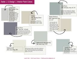 sadie e design paint colors calming office colors