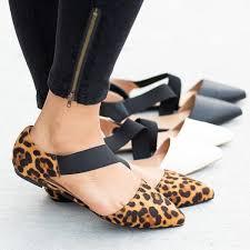 <b>VTOTA</b> Women Suede Flats 2019 Casual Single Shoes For Women ...