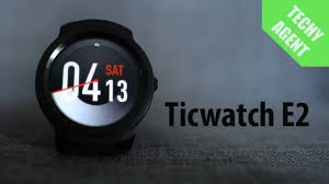 <b>Ticwatch E2</b> Review - Best <b>Android Wear</b> Watch for Fitness ...