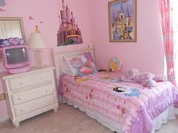 Little Girls Bedroom Decorating Kids Bedroom Cute Walt Disney Wall Decor Little Girls Bedroom