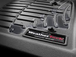 <b>Коврики салона</b> WeatherTech - Тюнинг ателье Top Level motorsport