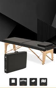 <b>Folding</b> Beauty Bed 180cm length 60cm width Professional Portable ...