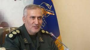 نتیجه تصویری برای فرمانده ناحیه مقاومت بسیج سپاه ارومیه