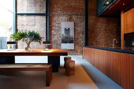 The Brick Dining Room Furniture Lucky Shophouse Joo Chiat Singapore Brick Wall Dining Table Dining