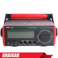 <b>UNI</b>-<b>T</b> UT801 UT-801 Multimeters/Multimeters/ Bench Type Digital ...