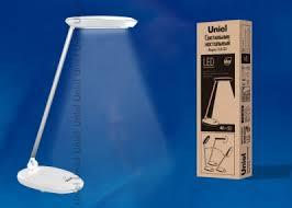 Купить <b>настольную лампу Uniel TLD-531</b> UL-00000805
