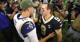 Jared Goff and Drew Brees: One will go to the Super Bowl, the other ...