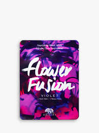 <b>Origins Flower Fusion Violet</b> Nourishing Sheet Mask at John Lewis ...
