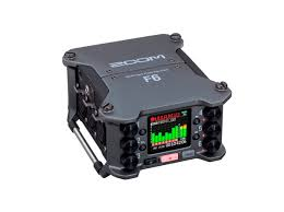 Вышел компактный универсальный <b>рекордер Zoom F6</b>