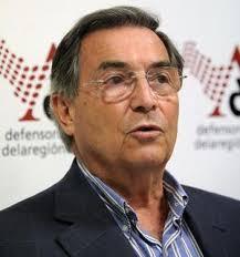 Rueda de prensa de José Pablo RUiz Abellán, Defensor del Pueblo de la Región de Murcia. :: NACHO GARCÍA. Noticias relacionadas - M7-655631384--300x320