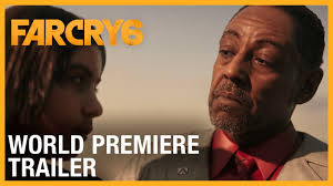 <b>Far Cry</b> 6: World Premiere Trailer | UbiFWD July 2020 | Ubisoft NA