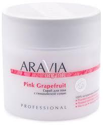 ARAVIA Professional Organic <b>Скраб для тела</b> с гималайской ...