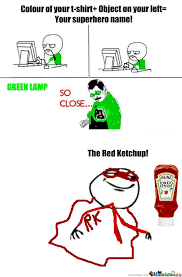 RMX] Green Lamp...so Close by victhetwinkie - Meme Center via Relatably.com