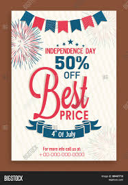 th of american independence day flyer or banner design 4th of american independence day flyer or banner design 50% discount offer