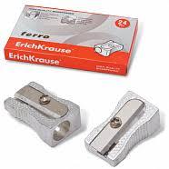 <b>Точилки</b> для карандашей: <b>точилка</b> ERICH KRAUSE Ferro ...